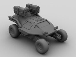 Nod Battle Buggy 01 by TheMightyZoidZilla
