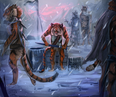 Losing the War by Summer-Lynx