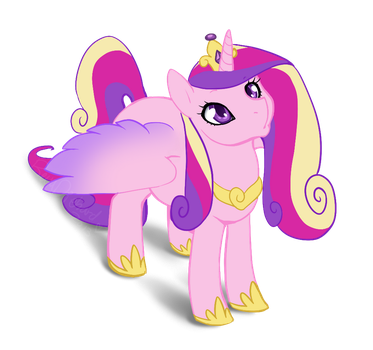 Princess Cadence by RevaDiehard