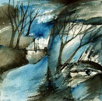 Winter Thoughts by zzen