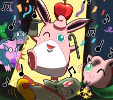 The Master Wigglytuff Musical