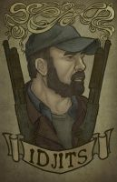 Bobby Singer Thinks You're An Idjit by clarkegilmore