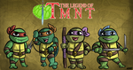 TMNT Wind Waker Style by PowderAkaCaseyJones