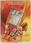 Gone with the Powerglide by liaartemisa