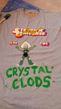 Crystal Clods by darkgaararain