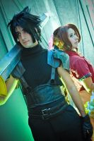 Final Fantasy VII: I'll see you again, I promise by DidsRainfall