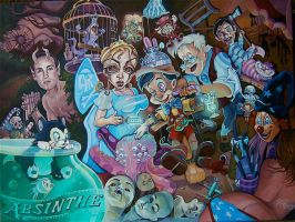 'Life In The Fast Lane' by davidmacdowell