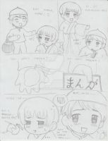 APH The Mangga and The Manga by reisswick