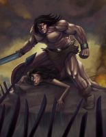Conan by federicoblee