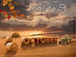 Oktober by Pyrare
