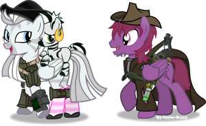 FoE: Influx Crew by Crystal-Eclair