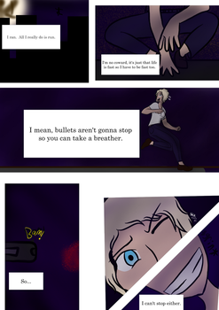 The Fall. (chpt 1, page 1) by puppyinabox