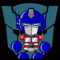 Optimus Prime by cabal-art