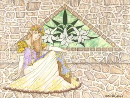 Princess Zelda: Twilight Princess by Yamigirl21