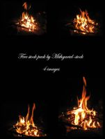 Fire stock pack by Mithgariel-stock