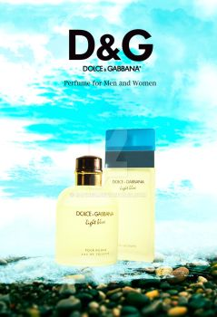 Dolce and Gabbana Ad by eannez