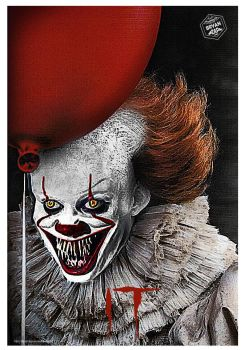 Pennywise Smiley by Bryanzap