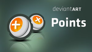 deviantART Points Wallpaper by atty12