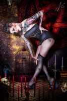 The Devil's Daughter III by falt-photo