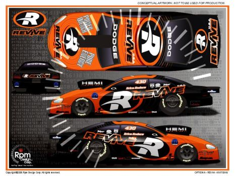 Revive Pro Stock Car by RpmIndy