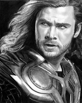 Thor by Request 11/03/2012 by khinson