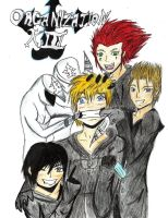 Org XIII Runs on Happy Faces by Checker-Bee