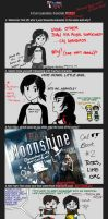 CAL LEANDROS COMIC STRIP by HardcoreLittleChick