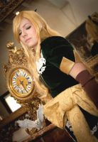 The clock by Elsa-Cosplay