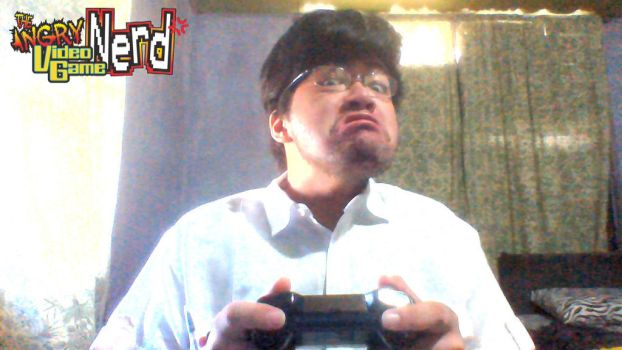 The Angry Video Game Nerd cosplay 2 by JoeyTribbiani125