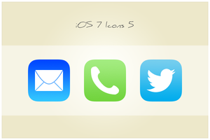 43 iOS 7 Icons 5 (freebie by pixelcave) by pixelcave
