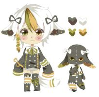 Adoptable Auction CLOSED by Masaomicchi