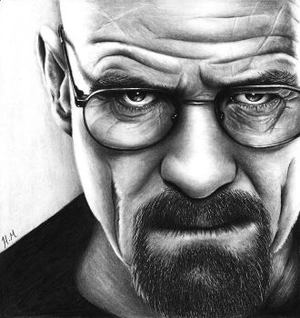 Walter White by HarryMichael