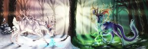 Life of the Forest by LucidKitsune
