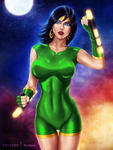 Orchid - Killer Instinct 1 .NSFW opt. by martaino