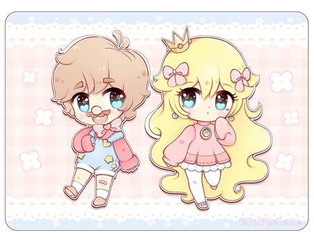 .~Softy dollies~. by ThePinkMarioPrincess