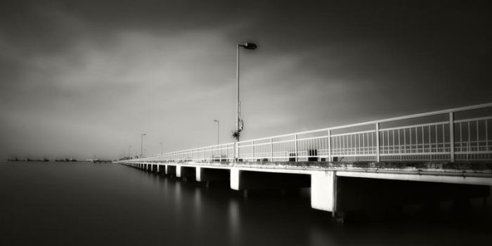'jetty' by LenScapist