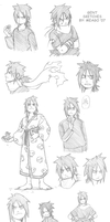 sketches part 3 by meago