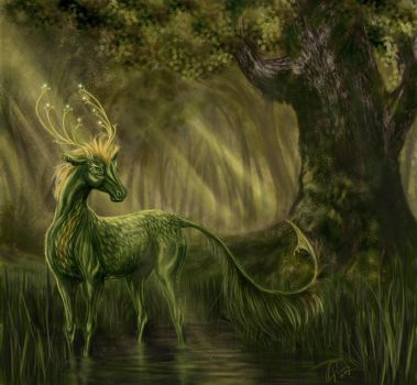 Once Upon a Time In a Forest by Kaytara