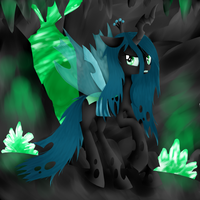 Queen Chrysalis by cooler94961