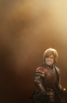 Tyrion Lannister - Painting by Lasse17