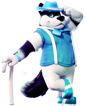 Commission: Cyrus! by SmashingRenders