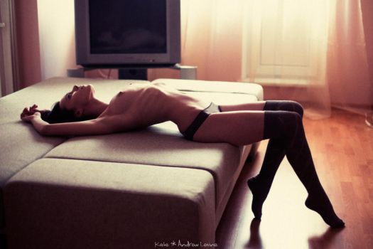 warmness of your body by Levine-photography