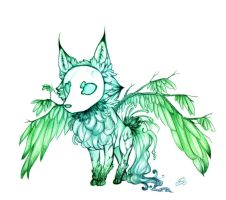 Forest Spirit by NynjaKat