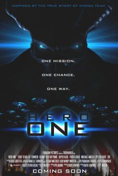 Hero One - Full Size Poster by toddworld