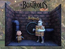 The Boxtrolls by joeytheberzerker
