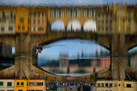 Ponte Vecchio by TheRedRidingHood