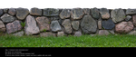 Stone fence by cindysart-stock by CindysArt-Stock