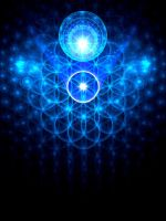 Flower of Life a Day Out of Time by Capstoned