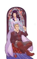 once upon a time snow/charming by audreymolinatti