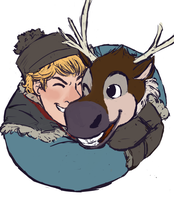 Reindeers are better than people by kemiobsesses